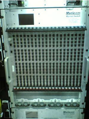 Supercomputador UPM
