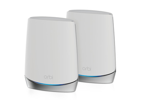 Nuevo Netgear Orbi RBK752, un router de malla con WiFi 6 y 460 metros cuadrados de cobertura