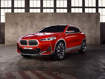 El BMW X2 Concept no es tan coupé como creías