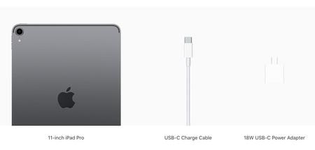 El esperado cargador USB-C de 18W llega por fin junto con los nuevos iPad Pro