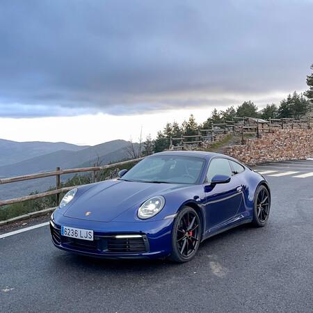 Porsche 911 Manual Prueba 10