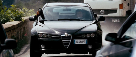 Coches bond - alfa romeo 159