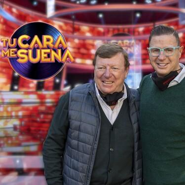 Los Morancos, concursantes oficiales de 'Tu Cara Me Suena 9': Jorge y César Cadaval se suman al fichaje de Ana Mena