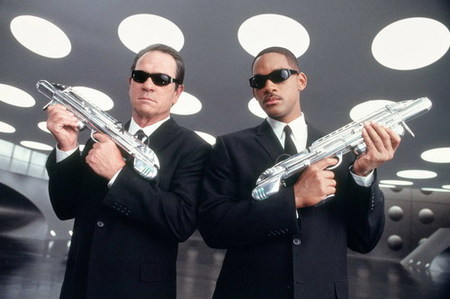 'Men in Black 3' confirmada