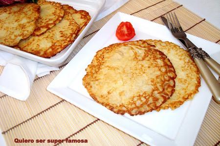 Paseo por la gastronomía de la red - tortitas - 3