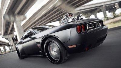Cult Motorsports Challenger SRT8 o como hacer un coche diabólico