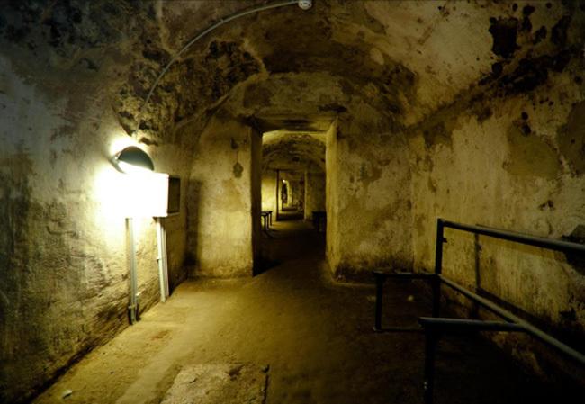 túnel tallin