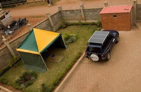 Maendeleo Foundation en Uganda