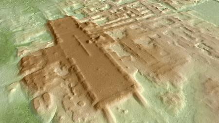 Descubrimiento Maya Lidar 1