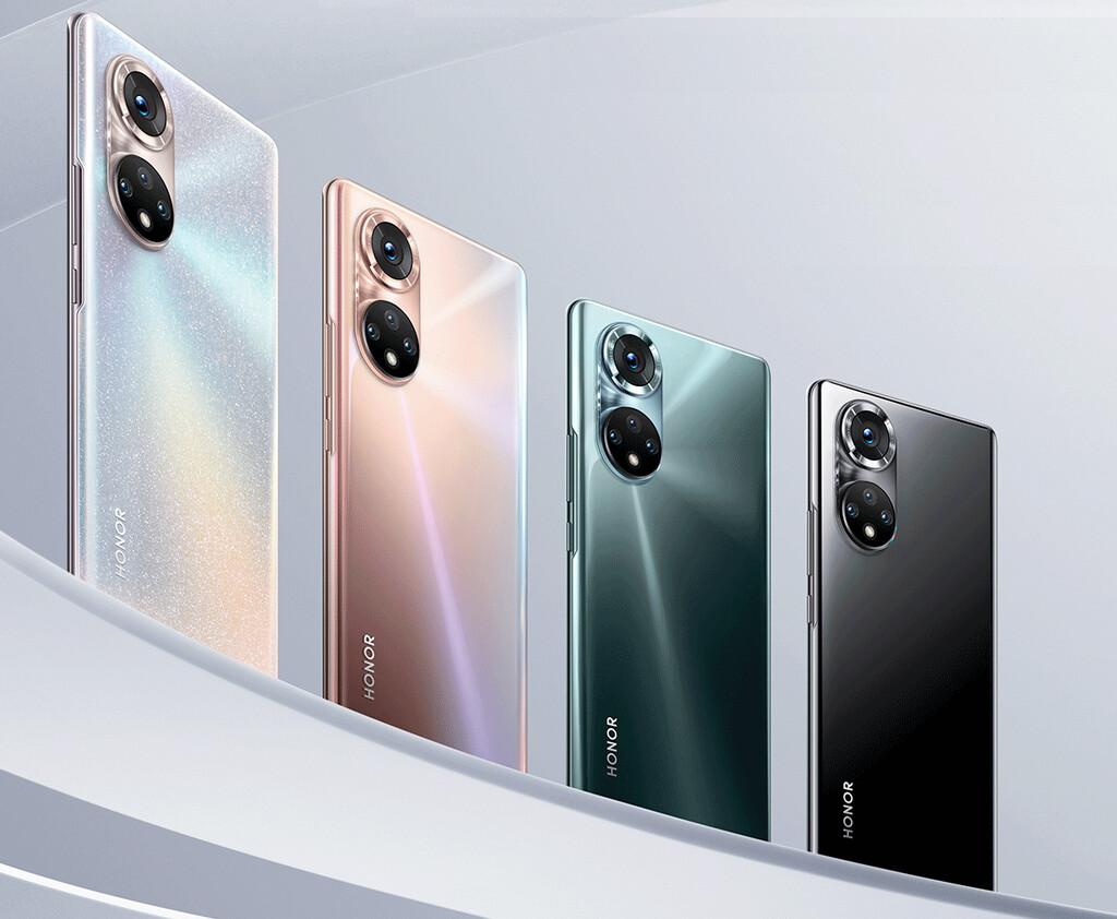 Honor 50 SE 5G, 50 5G y 50 Pro 5G: la nueva remesa 5G de Honor con servicios de Google se adelanta al P50 de Huawei con su llamativo módulo de cámaras