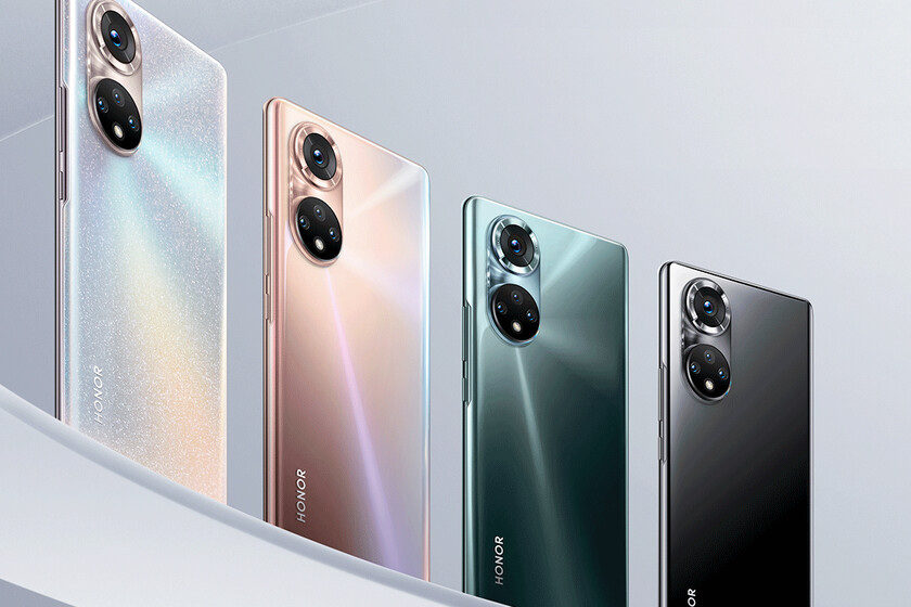 Honor 50 SE 5G, 50 5G y 50 Pro 5G: la nueva remesa 5G de Honor con servicios de Google se adelanta al P50 de Huawei con su llamativo...