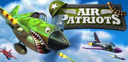 Air Patriots, el primer juego de Amazon Game Studios para Android