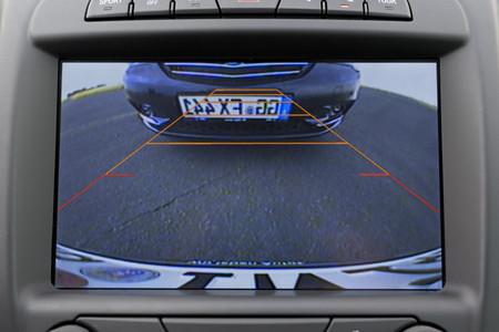 Opel Insignia, cámara trasera