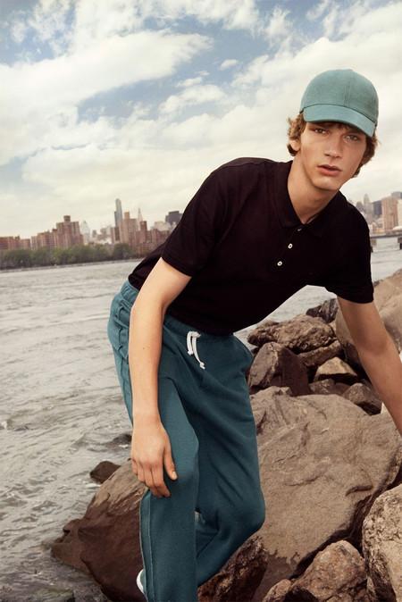 Colección sostenible de Zara para hombre