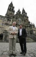 Emilio Estévez dirige a su padre en la producción española 'The Way'
