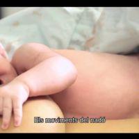 Guía para padres en vídeo: el contacto precoz