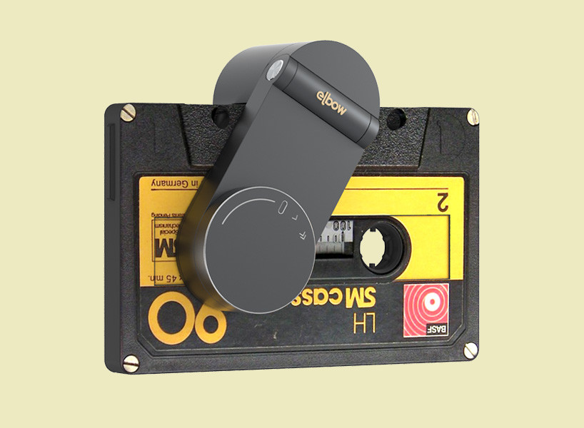 Elbow Cassette Player 6