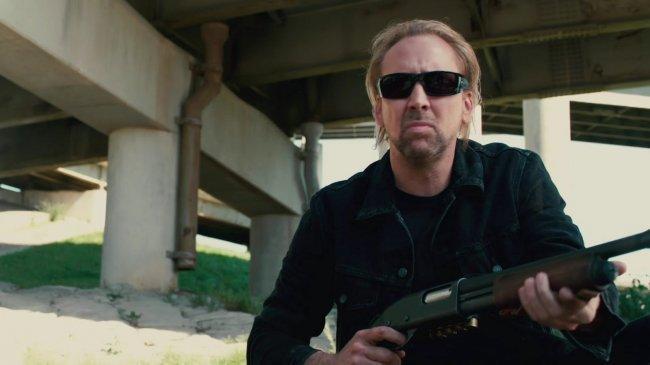 El inigualable Nicolas Cage