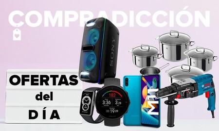 Ofertas del día en Amazon: relojes Polar, altavoces Sony, smartphones Samsung, robots aspiradores Roomba o menaje Zwilling a precios rebajados