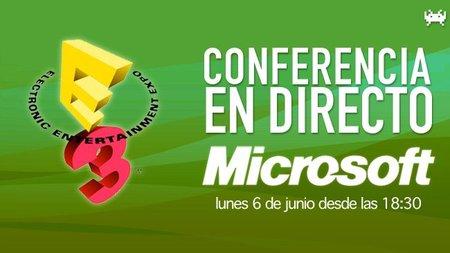 E3 2011: Conferencia de Microsoft en directo