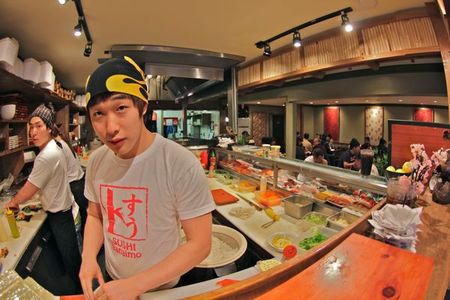 América en moto: Vancouver, entre sushi y hamburguesas