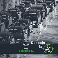Abajo la bandera, arriba la antorcha: enfrentamientos entre taxis y los VTC en España (Despeja la X, 1x33)