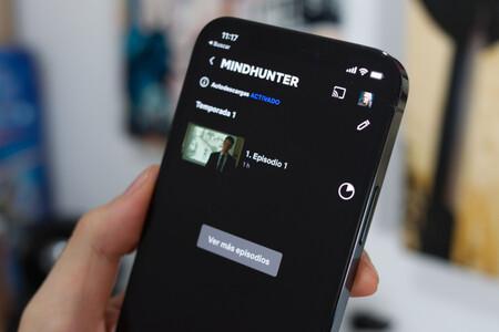 La 'descarga parcial ' llega a Netflix para Android: ya puedes ver contenidos antes de terminar la descarga