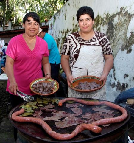Feria de la Cecina y el Tianguis Grande, Yecapixtla 2013
