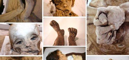 Momias de Quinto: abre el primer museo de momias en España