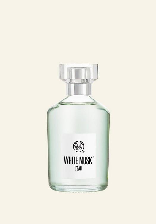 Agua de Colonia White Musk L'Eau