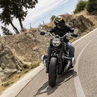 La nueva moto custom basada en la BMW R 18 llegaría con el motor de 109 CV de la BMW R nineT