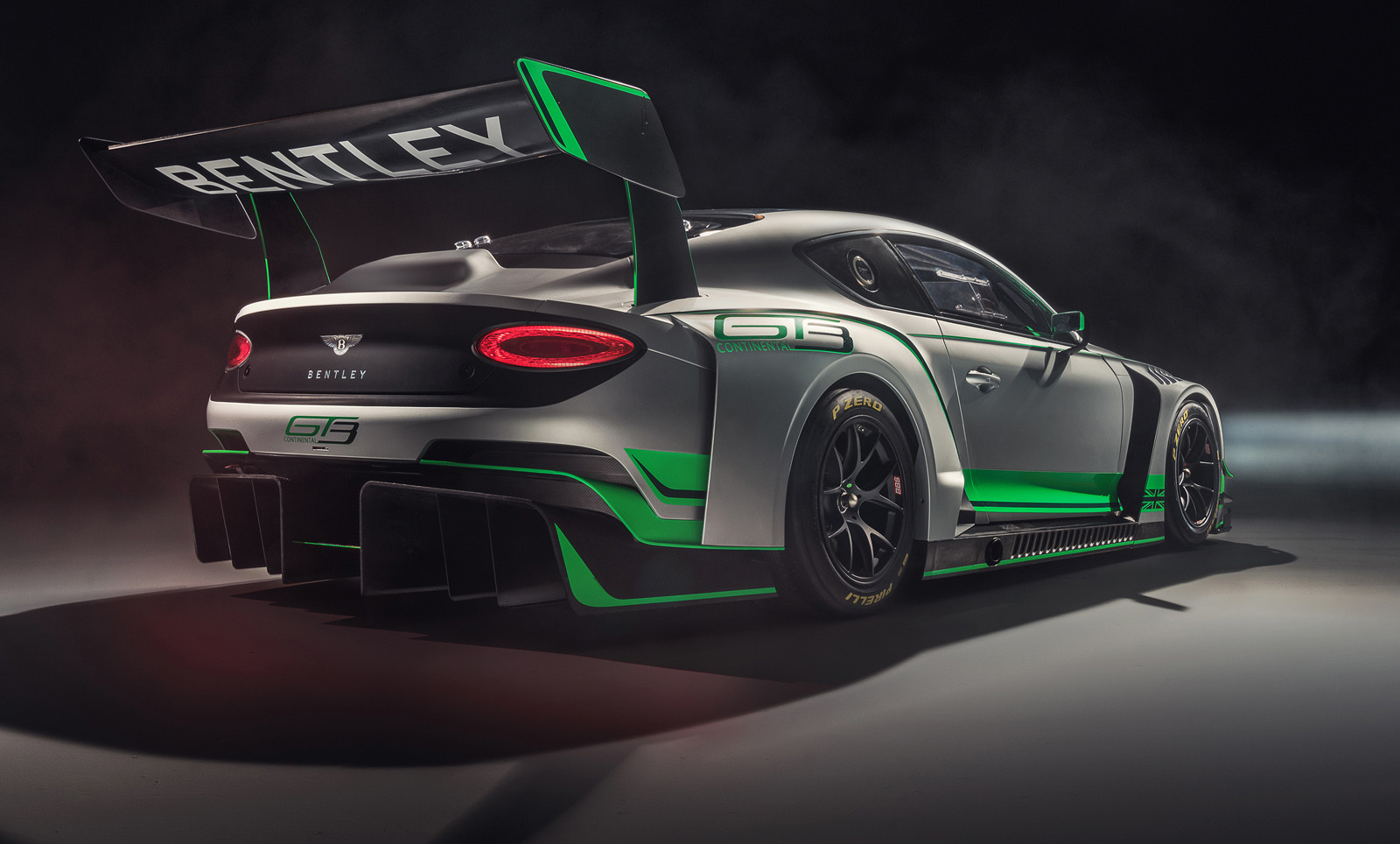 Foto de Bentley Continental GT3 (2/5)
