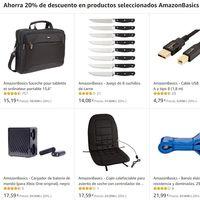 20% de descuento en artículos de Amazon Basics para prepararse antes del Black Friday