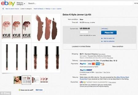 Lip Kit Kylie Ebay