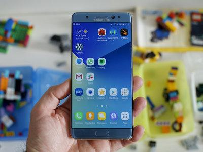 El Galaxy Note 8 tendrá doble altavoz, según unos planos filtrados