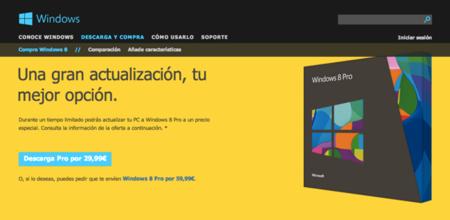 Ya se puede descargar Windows 8