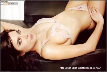 Pilar Rubio, la más sexy del mundo (según FHM España)
