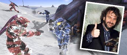 Microsoft ficha a Peter Jackson para crear el nuevo 'Halo'