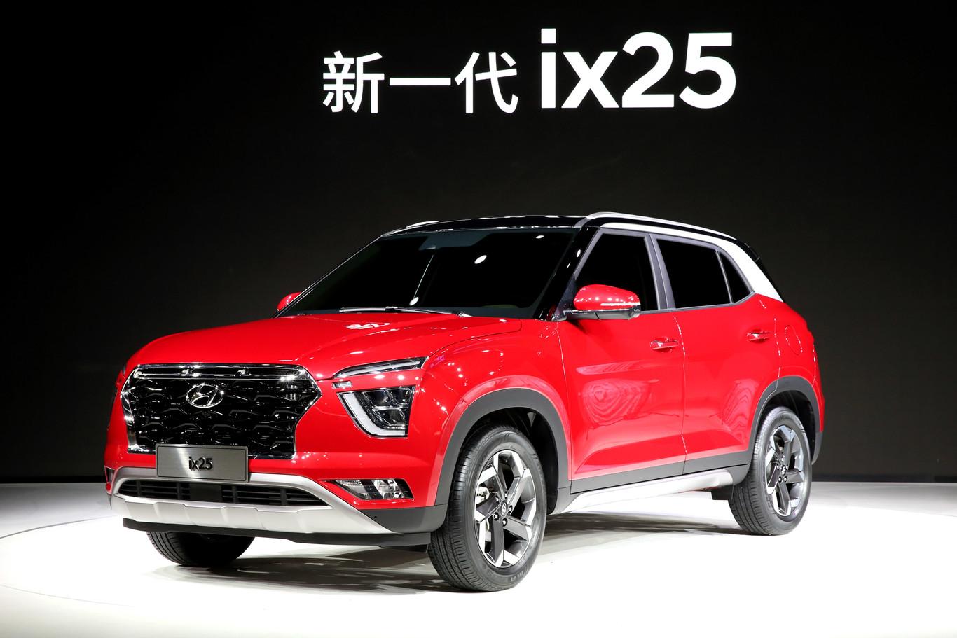 Hyundai Ix25 Creta 2020 Caracteristicas Fotos E Informacion