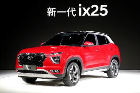El Hyundai Creta 2020 se estrena con un rostro extravagante y disfraz de ix25