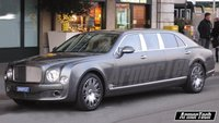 Bentley Mulsanne Limusina por ArmorTech