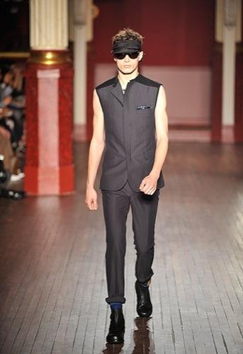 Lanvin, Primavera-Verano 2010 en la Semana de la Moda de París III