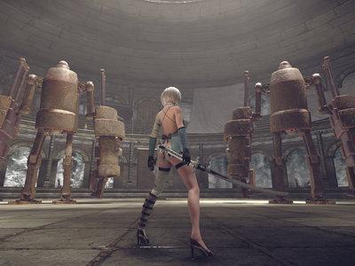"""NieR: Automata celebra su éxito en ventas con trajes de NieR: Replicant y unas batallas muy """"especiales"""""""