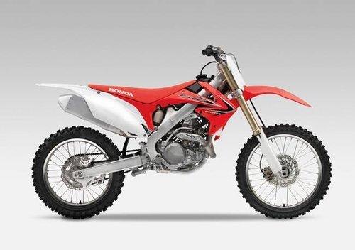 HondaCRF250RyCRF450R2012yadisponibles