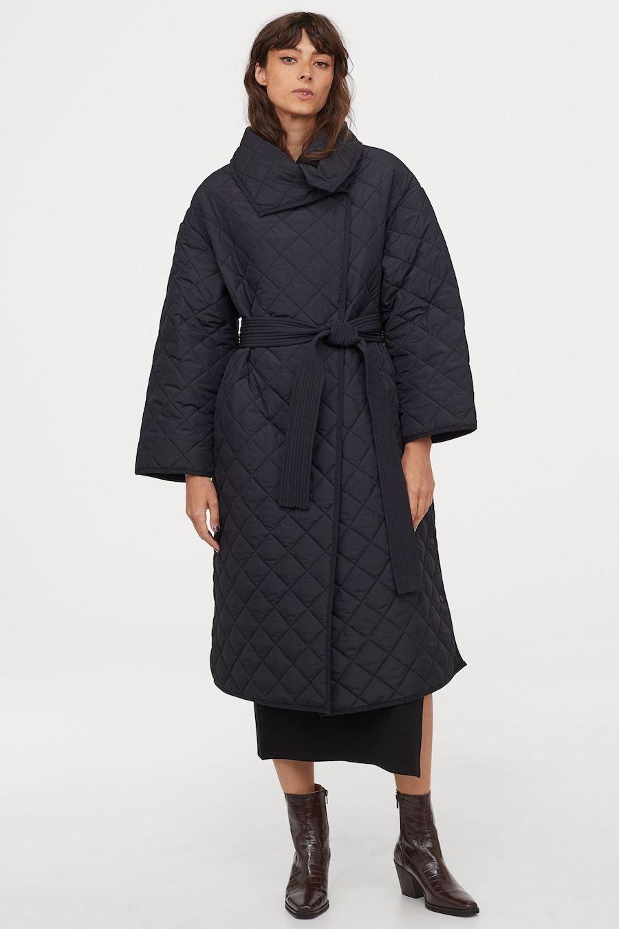 Abrigo guateado