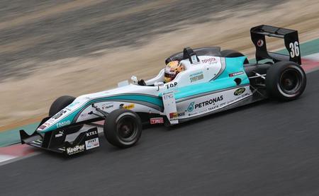 Daiki Sasaki y Kenta Yamashita se reparten las victorias de la Fórmula 3 japonesa en Okayama