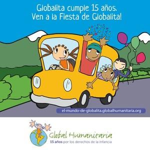 La ONG Global Humanitaria celebra sus 15 años en Madrid con actividades infantiles en el la Estación de Atocha