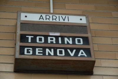 Recorrer Italia en tren