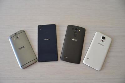 Los mejores smartphones de 2014 hasta hoy juntos: los análisis de Xataka