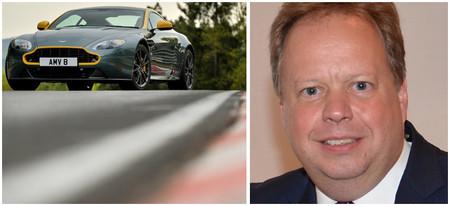Andy Palmer, nuevo mandamás de Aston Martin